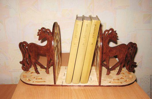 Мебель ручной работы. Ярмарка Мастеров - ручная работа. Купить Держатель-подставка для книг. Handmade. Держатель для книг, подарок на новый год