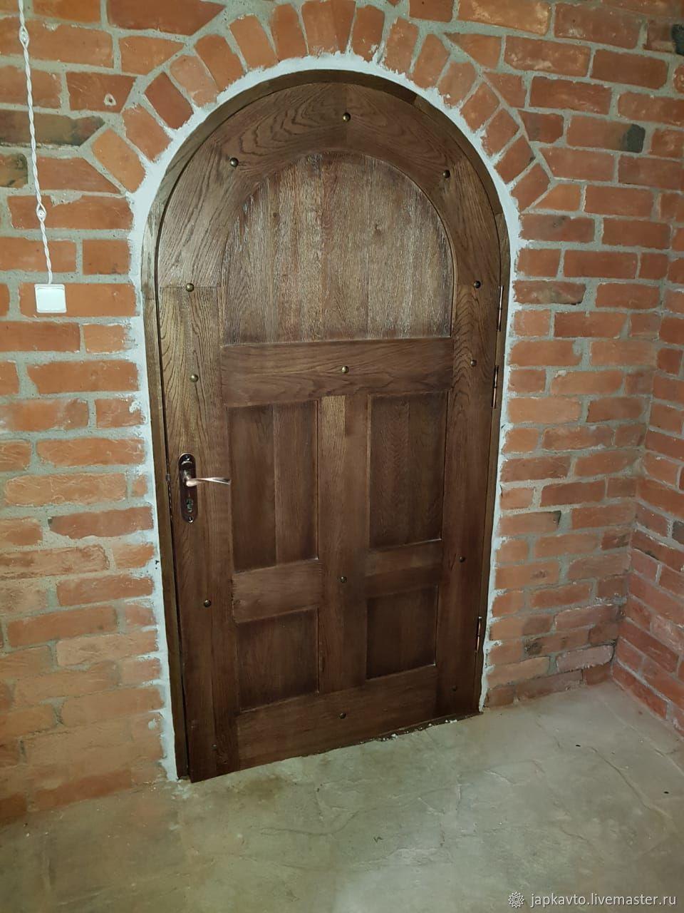 Двери из массива дуба, Двери, Невинномысск,  Фото №1