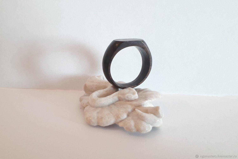 'Congo' the ring of the sacred ebony, Rings, Ekaterinburg,  Фото №1