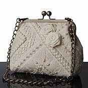 Сумки и аксессуары handmade. Livemaster - original item Vintage style, boho, bright, handbag, purse clasp. Handmade.