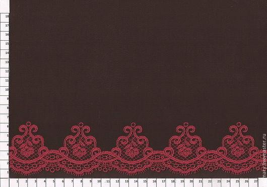 Аппликации, вставки, отделка ручной работы. Ярмарка Мастеров - ручная работа. Купить Кружево на сетке  Арт.16413. Handmade. Кружево