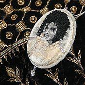 Украшения handmade. Livemaster - original item Pendant portrait