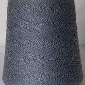 Материалы для творчества ручной работы. Ярмарка Мастеров - ручная работа ZB art. Softly серо-голубое мулине. Handmade.