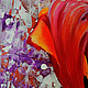 """""""Большая Маленькая Вселенная"""" картина акриловыми красками. Картины. ЯРКИЕ КАРТИНЫ Наталии Ширяевой. Ярмарка Мастеров.  Фото №5"""