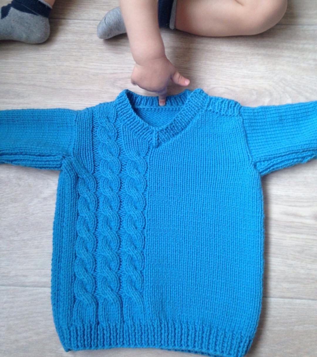 свитер для мальчика купить в интернет магазине на ярмарке мастеров
