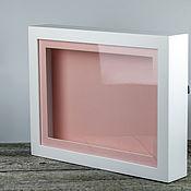 handmade. Livemaster - original item 3D frame Deep frame frames for casts. Handmade.