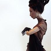 """Куклы и игрушки ручной работы. Ярмарка Мастеров - ручная работа """"Решимость"""". Handmade."""