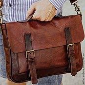 Сумки и аксессуары ручной работы. Ярмарка Мастеров - ручная работа Messanger bag. Handmade.