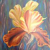Картины и панно ручной работы. Ярмарка Мастеров - ручная работа Аленький цветочек. Handmade.