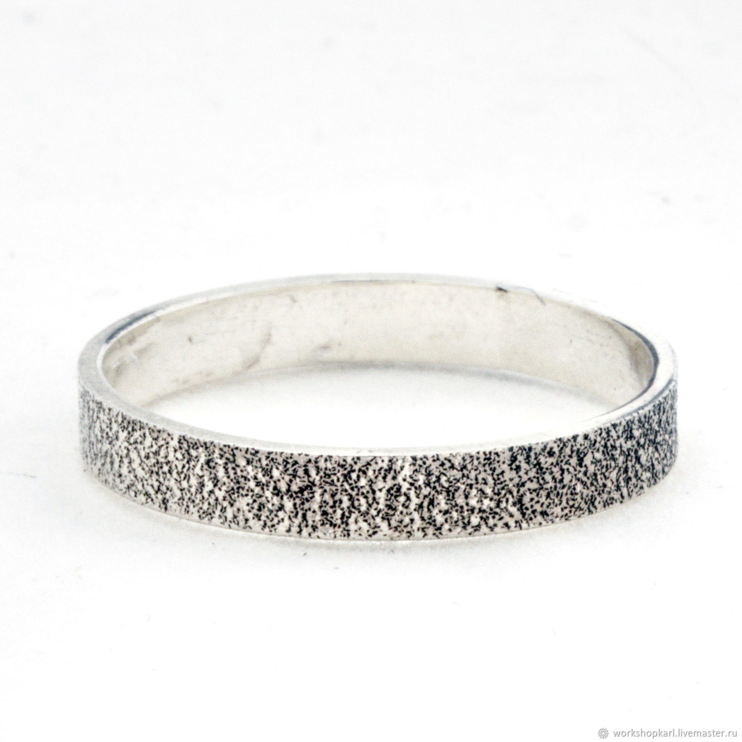 Texture ring 'Emery', Rings, Moscow,  Фото №1