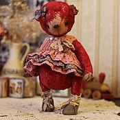 Куклы и игрушки ручной работы. Ярмарка Мастеров - ручная работа Мишка тедди. Марыся.. Handmade.