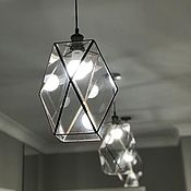handmade. Livemaster - original item Lamp loft