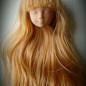 Куклы и игрушки ручной работы. Ярмарка Мастеров - ручная работа Голова куклы для ооак. Handmade.
