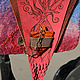 Женские сумки ручной работы. Заказать Сумка-карман Древо. Мастерская ГришЛАНдия (grishlandia). Ярмарка Мастеров. Дерево, сумка карман