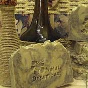 Косметика ручной работы. Ярмарка Мастеров - ручная работа Мыло ЛЕКАРЬ аюрведическое. Натуральное мыло с нуля. Handmade.