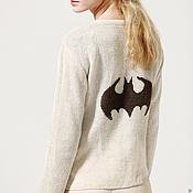 Одежда ручной работы. Ярмарка Мастеров - ручная работа Batman. Унисекс.. Handmade.