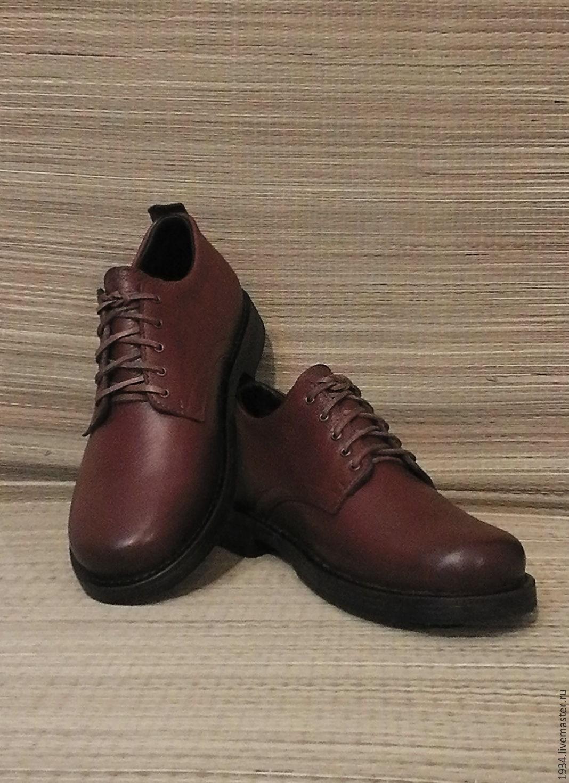 ботинки мужские CITY, Ботинки, Липецк, Фото №1