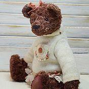 Куклы и игрушки handmade. Livemaster - original item Teddy bear from Defficency. Lizaveta.. Handmade.