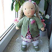 Куклы и игрушки ручной работы. Ярмарка Мастеров - ручная работа Василина. Handmade.