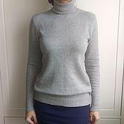 Одежда ручной работы. Ярмарка Мастеров - ручная работа Кашемировый свитер 100% итальянский кашемир. Handmade.