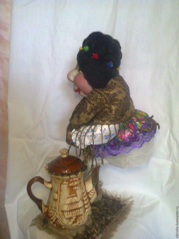 "Арома-композиция""Чайный джинн"""