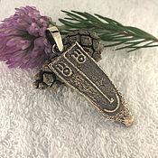 Фен-шуй и эзотерика handmade. Livemaster - original item Kulaika Lik2 talisman,amulets talismans, amulets, metal,bronze. Handmade.