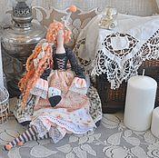 Куклы и игрушки handmade. Livemaster - original item Collectible doll in the Tilde style