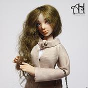 Куклы и игрушки handmade. Livemaster - original item Arya (12,5 cm). Handmade.