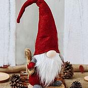 Мягкие игрушки ручной работы. Ярмарка Мастеров - ручная работа Гном Игнат. Handmade.