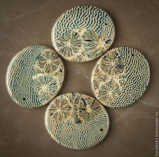 Для украшений ручной работы. Ярмарка Мастеров - ручная работа. Купить Овальная подвеска из древесины Bagon Vine и Albutra, 50 мм. Handmade.