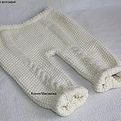 Работы для детей, handmade. Livemaster - original item pants are Always in fashion ed model. Handmade.