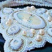 Свадебный комплект украшений ART.30642