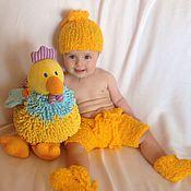 Работы для детей, ручной работы. Ярмарка Мастеров - ручная работа Коллекция вязания для детей. Handmade.