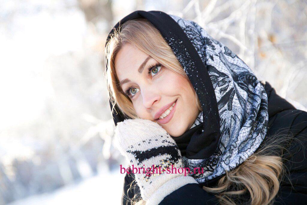 Снуд-шарф Биатрис, Шапки, Уфа,  Фото №1