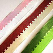 """Материалы для творчества ручной работы. Ярмарка Мастеров - ручная работа ленты """"Репсовые двухцветные"""" 25 мм, для упаковки и отделки. Handmade."""