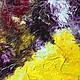 Абстракция ручной работы. Заказать Абстрактная живопись. Equilibrium.. Анна. Ярмарка Мастеров. Желтый, лето, картина маслом, холст на подрамнике