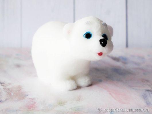 Мыло Полярный медвежонок, Мыло, Магадан, Фото №1