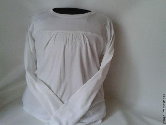 Для будущих и молодых мам ручной работы. Ярмарка Мастеров - ручная работа. Купить Блузка для будущей мамы. Handmade.