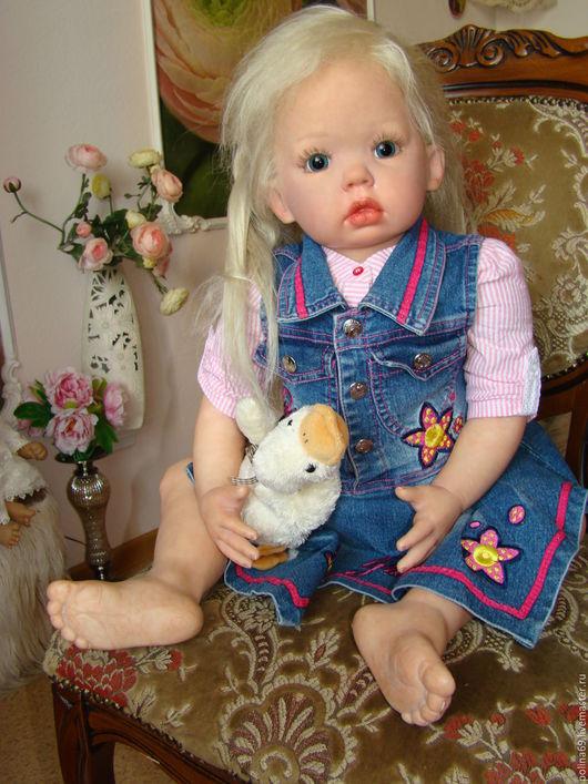 Кукла реборн Жукова Полина