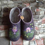 Обувь ручной работы. Ярмарка Мастеров - ручная работа Совушки. Handmade.