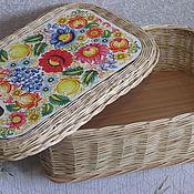 Для дома и интерьера handmade. Livemaster - original item Box - box