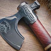 Сувениры и подарки handmade. Livemaster - original item Axe forged Harley Davidson. Handmade.