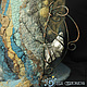 """Заказать """"Стихиаль воздуха"""" авторская кукла. Julia Chernopazova Art Jewelry. Ярмарка Мастеров. . Куклы и пупсы Фото №3"""