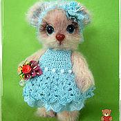 Куклы и игрушки ручной работы. Ярмарка Мастеров - ручная работа мишенька Стеша. Handmade.