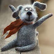 Куклы и игрушки handmade. Livemaster - original item Ginny )). Handmade.