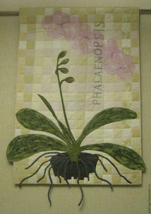 """Картины цветов ручной работы. Ярмарка Мастеров - ручная работа. Купить """"Ожидание цветения"""". Handmade. Зеленый, подарок на любой случай"""