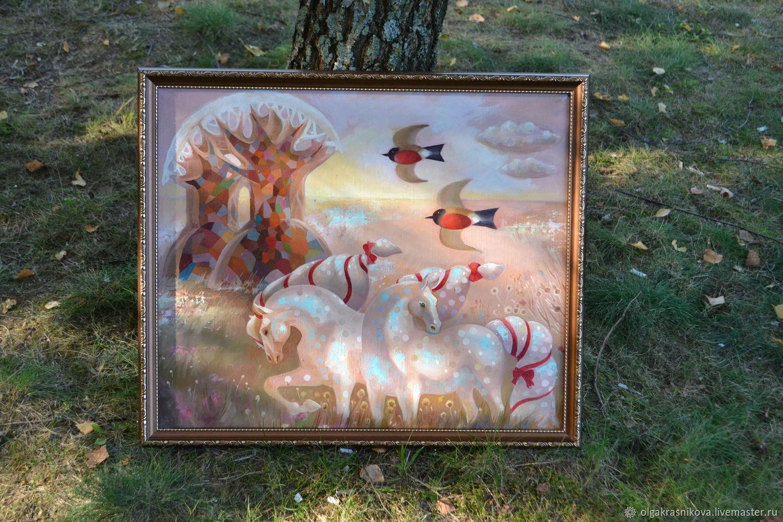 Лошади, Картины, Москва,  Фото №1