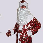 Одежда ручной работы. Ярмарка Мастеров - ручная работа Акция! Костюм Деда Мороза. Handmade.