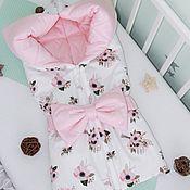 Работы для детей, handmade. Livemaster - original item envelope for newborns to be discharged. Handmade.