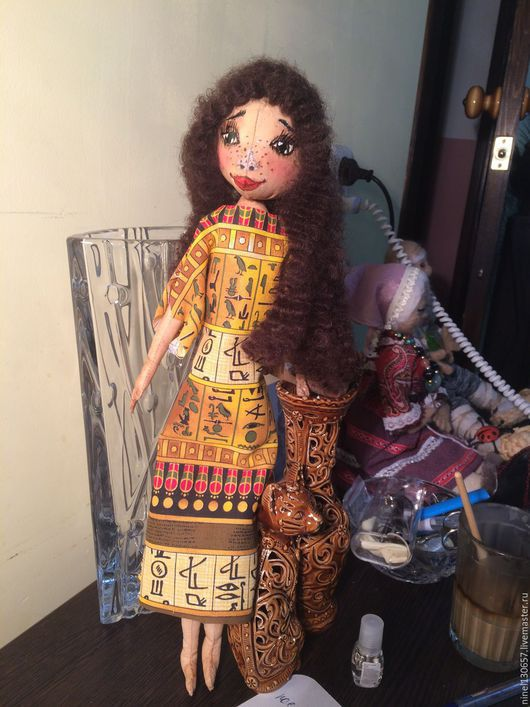 Африканочка Джулия!
